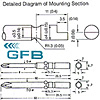Electric Screw Driver Bit (GFB BOX 02)